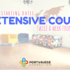 Portuguese Connection Extensive Courses - last courses of 2017